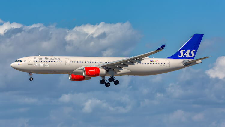 Scandinavian airlines customer story