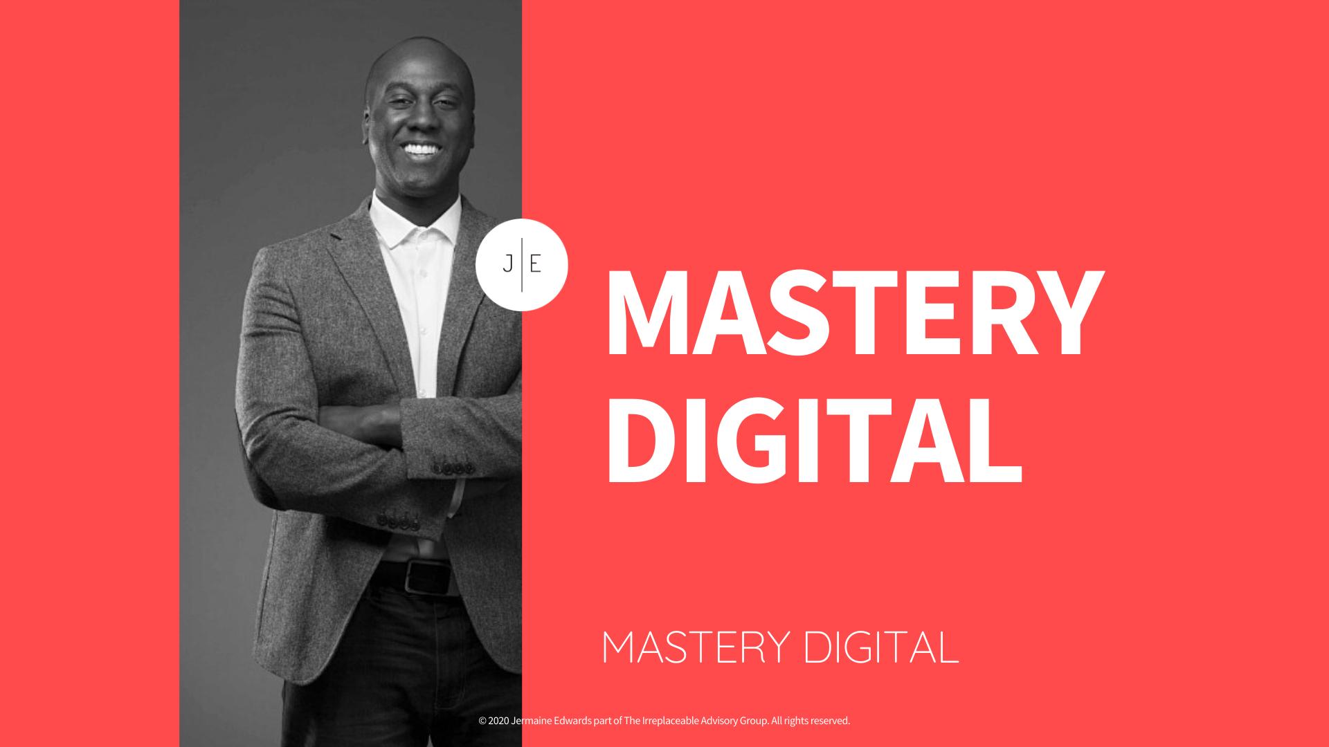 Mastery Digital